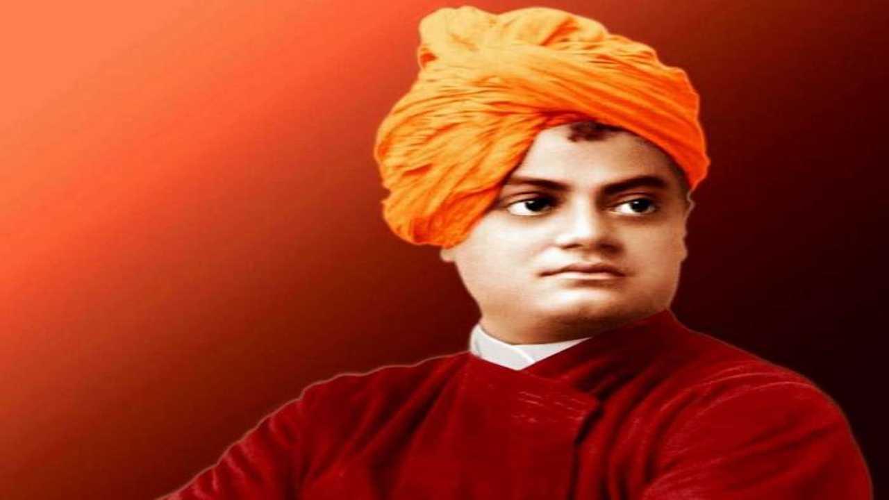 A tribute to Swami Vivekananda
