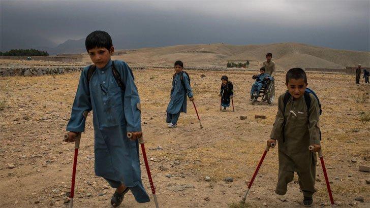 আফগান যুদ্ধে হতাহত