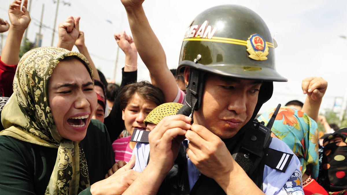 চীনের উইঘুরে মুসলিম গণহত্যা